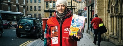 Buying a Big Issue